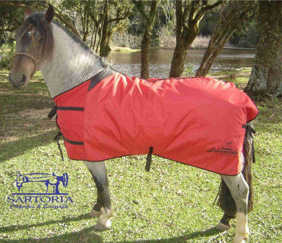Capas De Cavalo Simples Personalizadas - Nylon 600r1