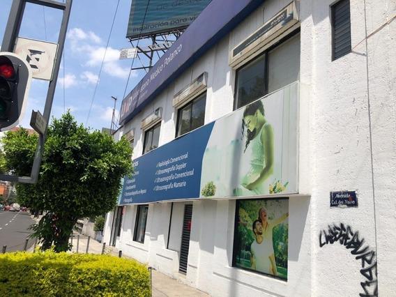 Renta De Local Comercial En Colonia Del Valle