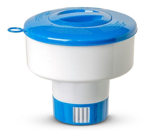 Imagem 1 de 1 de Clorador Flutuante Para Piscina - Nautilus