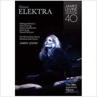 Dvd Nuevo Opera Elektra De Strauss Metropolitan De Nueva Yor