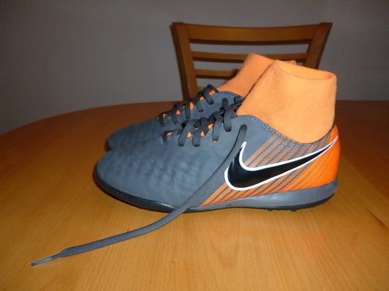 Botines Nike Magista Obra 2 Academy Df - Impecables !!!