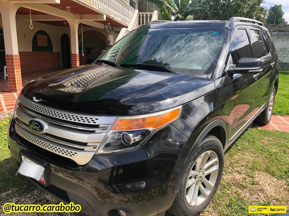 Ford Explorer Limited 2013 4x4