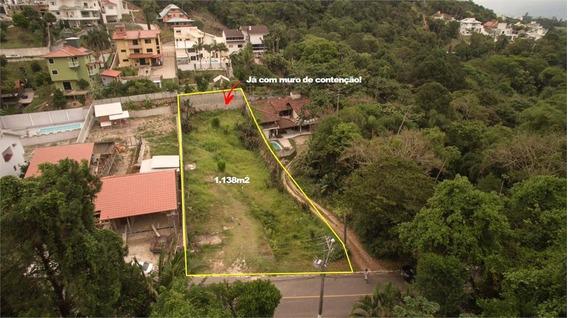 Excelente Terreno Com 1087m No Bosque Das Mansões - 29-im398425