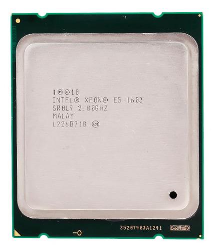 Imagem 1 de 6 de Processador Intel Xeon E5-1603 10m Alta Velocidade 2,80 Ghz