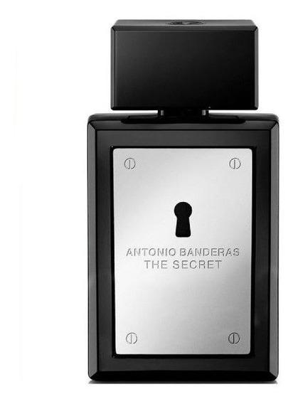 The Secret Edt 200ml - Antonio Banderas