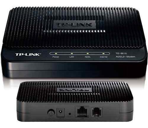 Modem Para Internet Tp Link Td8616