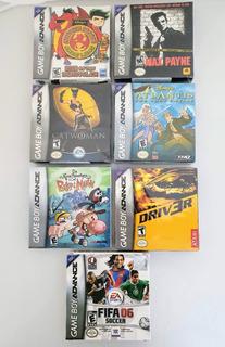 Juegos Para Game Boy Advance Nuevos