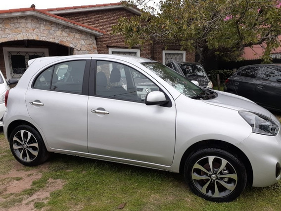 Nissan March 2019 Extra Full Automatico