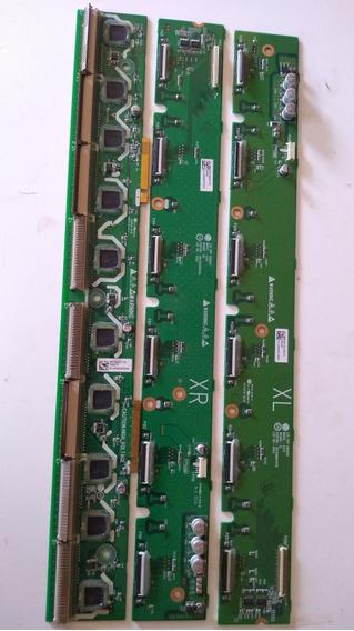 Kit 3 Placas Lg 42pc7r 6870qmh105a/6871qrh077a/6871qdh117a