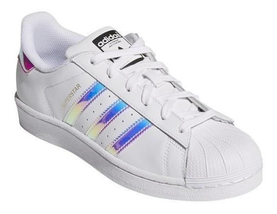 Tênis adidas Superstar Original Branco Feminino Masculino 33