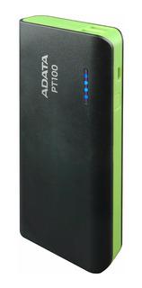 Cargador Portátil 10,000 Mah - Adata Pt100 Power Bank
