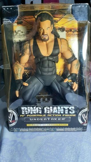 Paquete De Figuras The Undertaker Jackks Pacific