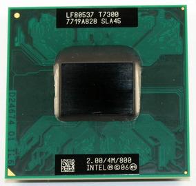 Processador Notebook Intel Core 2 Duo T7300