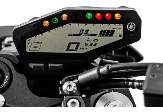Yamaha Mt-09 Película Reparadora P/ Painel - Polarizada