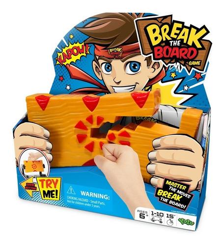 Juego De Mesa Karate Break The Board Original