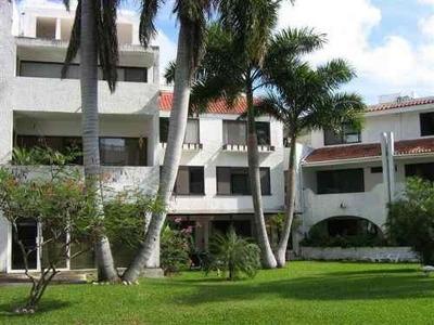 Casa En Playa Car Con Excelentes Espacios Y Alberca