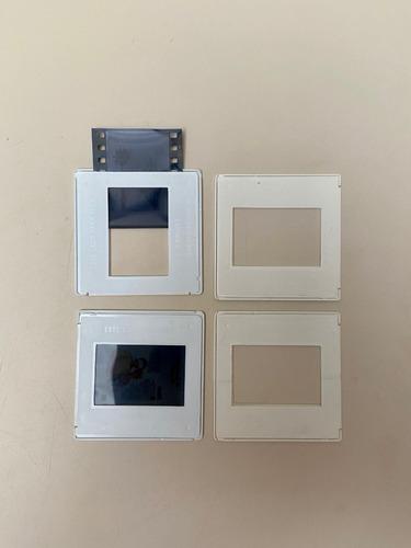 Imagem 1 de 3 de Molduras Plásticas Para Slides 5x5  237  Unidades
