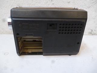 Antiguo Radio De Transistores Silver Ci03, Coleccionable