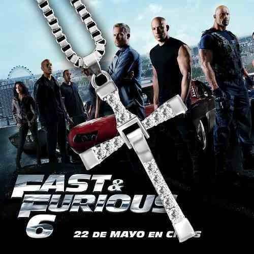 Cl Co015 * Colar Velozes E Furiosos * Toretto * Bijoux