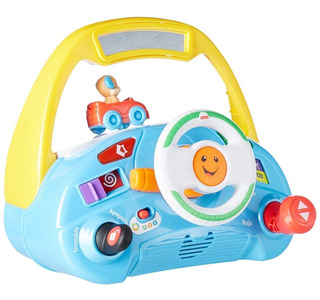 Fisher Price Perrito Maneja Juguete Bebé