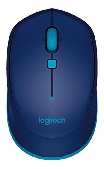 Mouse Logitech M535 azul