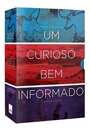 Livro Box Um Curioso Bem Informado Caixa Greg Jenner