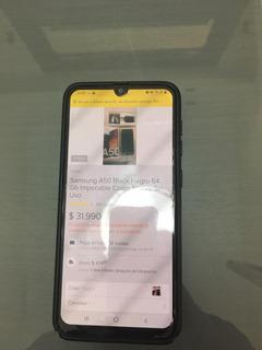 Celular Samsung A50 64gb Negro Libre