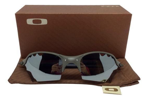 Óculos Oakley Romeo2 Parriot Vendet Cinza Lente Preta