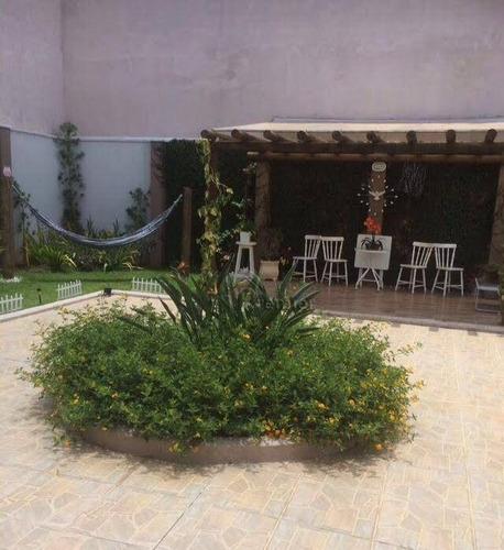 Imagem 1 de 6 de Casa Com 4 Dormitórios À Venda, 206 M² Por R$ 1.100.000 - Jardim Amstalden Residence - Indaiatuba/sp - Ca2325