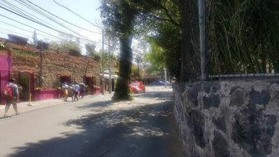 Terreno A La Venta En Tlalpan, A Media Calle De Av. San Fernando