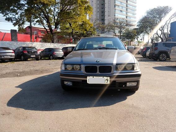 Bmw 325i Ano 1993 Sedâ Manual Gasolina Teto Solar