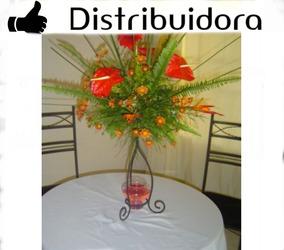 Conjunto Coluna 10 Peça Decoracaõ Arranjo De Mesa Casamento