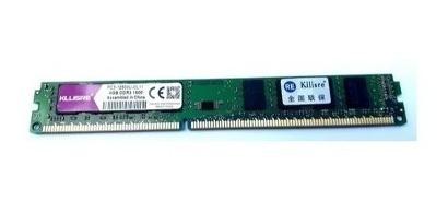 Memória Ddr3 4gb 1600 Para Pc - Lacrada!!
