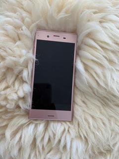 Smartphone Sony Xperia Xz1, 64gb, 19mp, Tela 5.2´, Rose