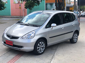 Honda Fit Lx 1.5 Completo
