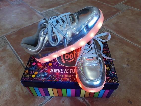Zapatillas Con Luz