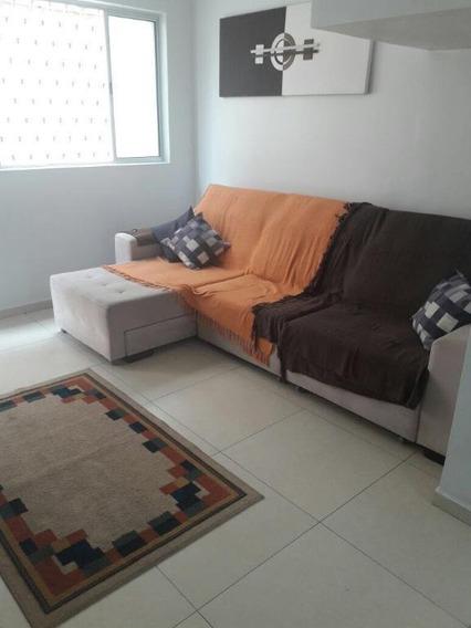 Apartamento Em Vila Valença, São Vicente/sp De 70m² 2 Quartos À Venda Por R$ 265.000,00 - Ap221576