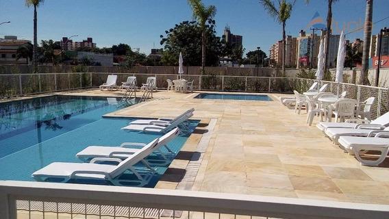 Apartamento Com 3 Dormitórios À Venda, 76 M² Por R$ 520.000,00 - Jardim America - Paulínia/sp - Ap2611