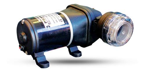 Imagen 1 de 4 de Bomba Presurizadora Filtro Y Switch Agua Camping 12v 17.5l/m