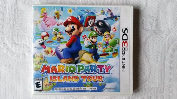 Mario Party: Island Tour - Semi Novo - 3ds - Gamercado