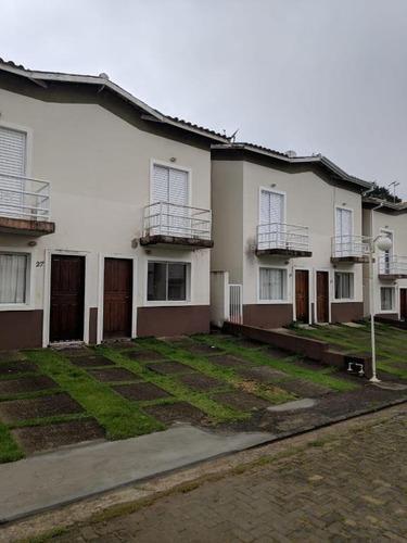 Casa Com 2 Dormitórios À Venda, 56 M² Por R$ 240.000,00 - Portal Das Araucárias - Cotia/sp - Ca4231