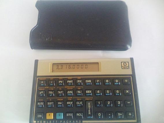 Calculadora Científica Financiera Hp-12c Hewlett-packard