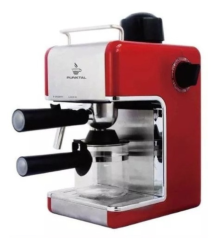 Cafetera Expresso Cappuccino Punktal Universo Binario