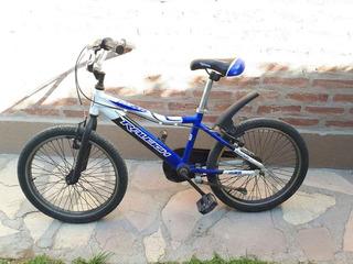 Bicicleta Raleigh Mxr Rodado 20 - Niños