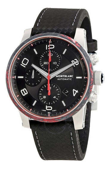 Relogio Montblanc Automatic Timewalker Urban Speed 114881