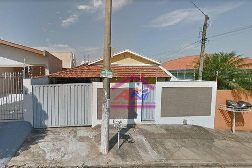 Casa Com 4 Dormitórios À Venda, 180 M² Por R$ 350.000,00 - Vila Real - Hortolândia/sp - Ca0150