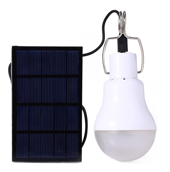 S-1200 130lm Portátil Lâmpada Led Luz Solar Lamp Energia -