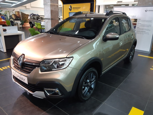 Renault Sandero Stepway 1.6 16v Zen