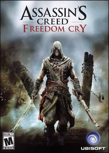 Assassins Creed Freedom Cry Português Código Psn.