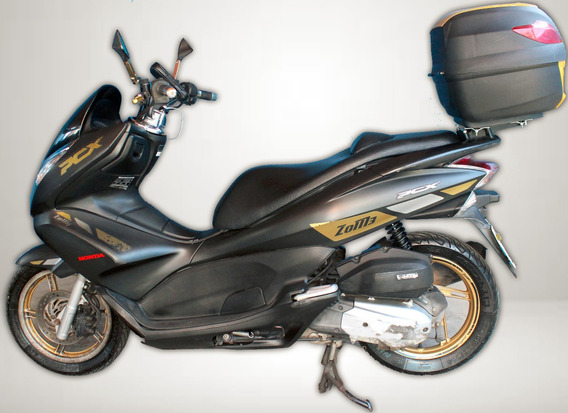 Honda Pcx Dlx (top Speed 137km/h) - Oferta Imperdivel!!!